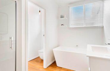 Bathroom Renovation Photograph