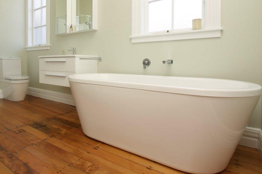 Bathroom renovation Auckland photo