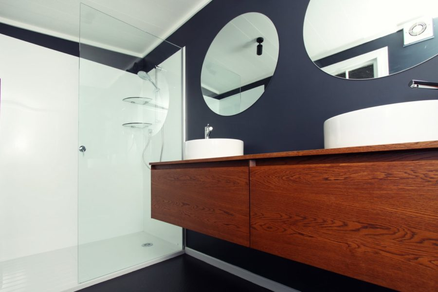 Bathroom renovation Auckland photo
